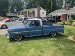68 Ford F100 RatRod  for sale $25,000