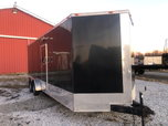 2012 HURRICANE CARGO GATOR TAIL 7X22' TRAILER