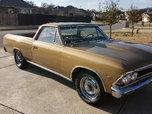 1966 Chevrolet El Camino  for sale $25,000
