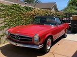 1967 Mercedes-Benz 230SL  for sale $7,000