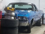 1969 SS Elcamino  for sale $13,500