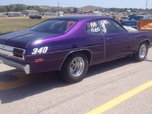 72 Plymouth Duster  for sale $14,000