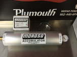 Morose Accumulator and oil Adapter  for sale $225