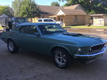 1969 Ford Mustang  for sale $22,500