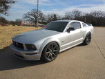 2007 Ford Mustang GT ProTouring one of the fastest around