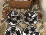 1966 Corvette NOS Hubcaps NEW IN BOX  for sale $1,500