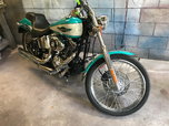 2005 Harley Softail Limited Edition Color Big Twin