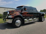 2006 Ford F650 6 Door Custom Stretch Conversion Lariat Duall  for sale $89,995