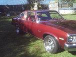 1976 Chevrolet Nova  for sale $13,000