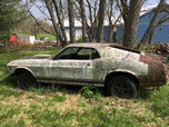 1970 Ford Mustang  for sale $3,500