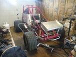 Baileys chassis with Suzuki bandit engine