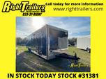 2021 8.5 x 28 Cargo Mate Trailer  for sale $16,999