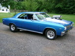 1967 Chevelle ProStreet/Race  for sale $28,000