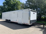 2023 Vintage 32' Outlaw Race Trailer for Sale $25,487