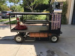 War wagon and pit cart  for sale $1,000