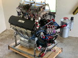 NEW 800 cubic inch Mountain Motor 2500 HP!!!
