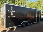 22' Race Trailer  for sale $18,000