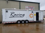 2010 Racing Trailer  for sale $12,000