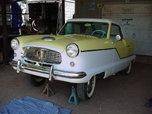 1959 RESTORED Nash Metropolitan  for sale $17,600