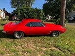 1969 Pontiac Firebird  for sale $14,500