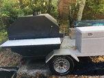 Pull behind hog cooker  for sale $4,000
