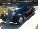 1934 DODGE BROUGHAM  for sale $32,500