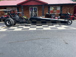Brand new PCRC 4-link Dragster  for sale $36,900