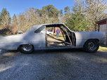 1967 Nova Drag Car Project