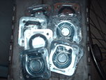 8- brand new 5,000lb D-rings  for sale $40