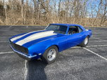 1968 Chevrolet Camaro Street Rod  for sale $50,000