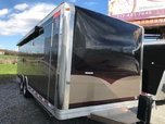 2009 Gold Rush 22' bumper pull trailer for Sale $34,900