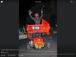 Winged cage kart with trailer   for sale $8,000