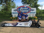 2014 20 inch Halfscale Jr. Dragster   for sale $11,299
