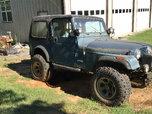 Jeep CJ  for sale $7,000
