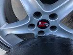 "OEM Cobra 17""x 9"" wheels  for sale $100"