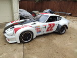 Datsun 240Z Race car  for sale $29,900