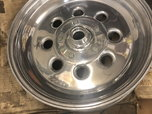 """New Weld 15""""x 3.5"""" Spindle Mount wheels  for sale $475"""