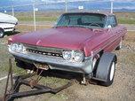 1961 Oldsmobile Super 88  for sale $6,000