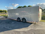 2020 Champion 24' enclosed trailer  for sale $19,000