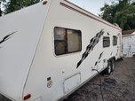 Toyhauler camper  for sale $11,500