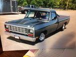 1984 dodge ram D-100 CUSTOM RACETRUCK  for sale $35,000