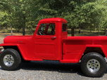 1955 Willys 4-75 Pickup  for sale $45,000