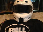 Bell Helmet Size 57 with many lenses  for sale $350