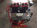 305 Racesaver Engine With Hard Card  for sale $16,500