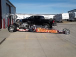 Blown SBC Dragster