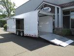 8.5' x 28' Quest Enclosed Car Hauler   for sale $35,275