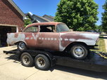 1956 Chevrolet Bel Air  for sale $13,500