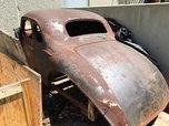 1937 Chevrolet 5 Window  for sale $2,500