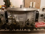 Holley Twin 1250 Ultra Dominator Carburetors 0-80922  for sale $1,600