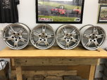 "Porsche 18"" Wheels  for sale $1,200"